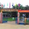Cổng trường TH Lê Thị Xuyến