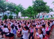 Giao lưu văn nghệ của Hội Cứu trợ người tàn tật đến từ Hà Nội