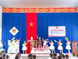 Đại hội Liên đội nh 19-20